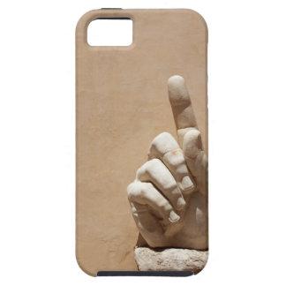 Statue of hand in Palazzo dei Conservatori iPhone SE/5/5s Case
