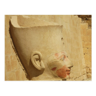 statue of  Hatshepsut - Female Pharaoh of Egypt Postcard