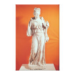 Statue of Hecate Gallery Wrap Canvas