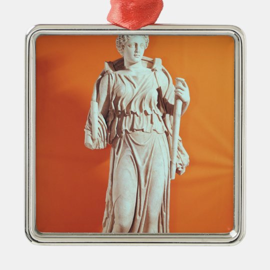 Statue of Hecate Metal Ornament