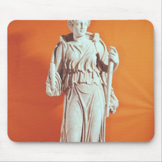 Statue of Hecate Mouse Pad