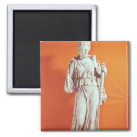 Statue of Hecate Refrigerator Magnets