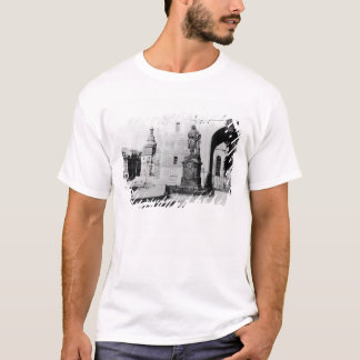 Statue of Johann Sebastian Bach T-Shirt