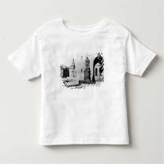 Statue of Johann Sebastian Bach Toddler T-shirt