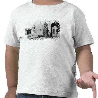 Statue of Johann Sebastian Bach Tshirt