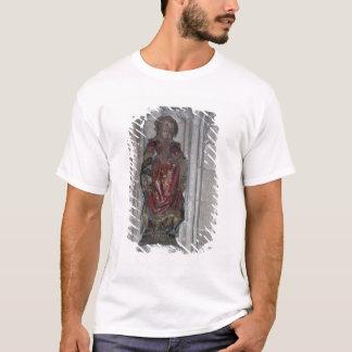 Statue of Judith (polychrome stone) T-Shirt
