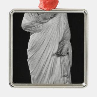 Statue of Julian the Apostate Metal Ornament