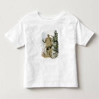Statue of Julius Caesar Toddler T-shirt
