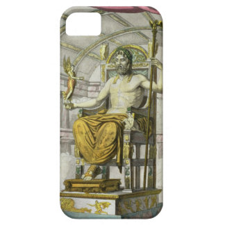 Statue of Jupiter in a Temple, from 'Costumi dei R iPhone SE/5/5s Case