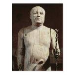 Statue of Ka-Aper Postcard