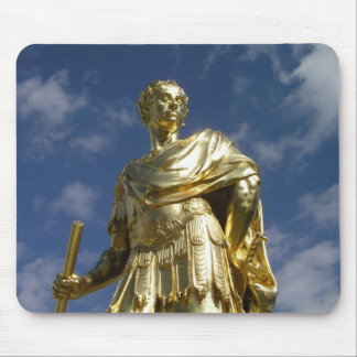 Statue of King Charles II Mouse Pad