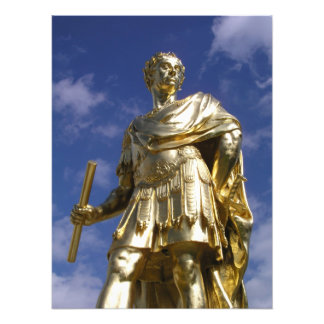 Statue of King Charles II Art Photo
