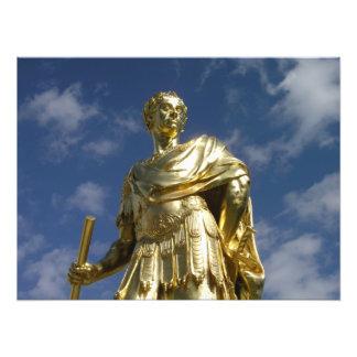 Statue of King Charles II Photo Print