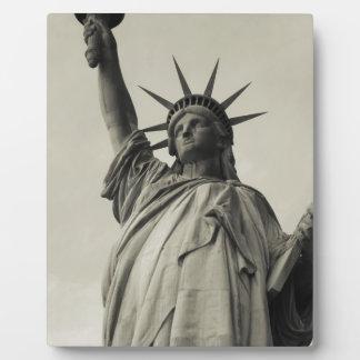 Statue of Liberty 10 Plaque