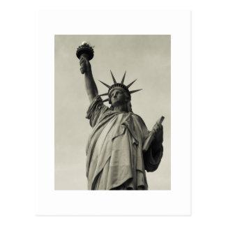 Statue of Liberty 10 Postcard