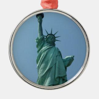 Statue of Liberty 11 Metal Ornament