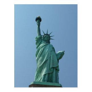 Statue of Liberty 11 Postcard