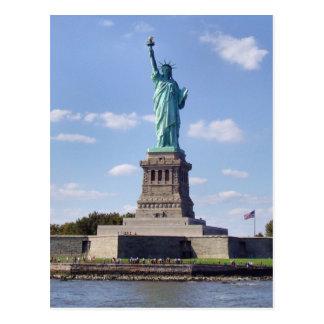 Statue of Liberty 13 Postcard