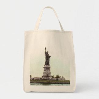 Statue Of Liberty, 1900 Tote Bag
