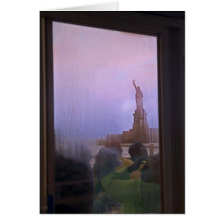 Statue of Liberty (1) Card