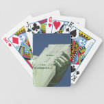 Statue of Liberty 2 Bicycle Playing Cards
