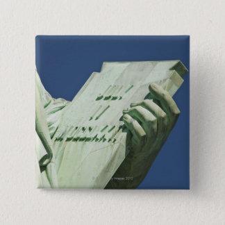 Statue of Liberty 2 Pinback Button