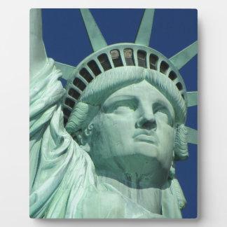 Statue of Liberty 2 Plaque