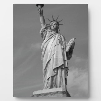Statue of Liberty 3 Plaque