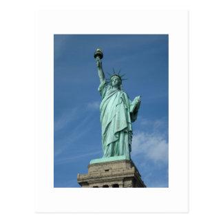 Statue of Liberty 3 Postcard