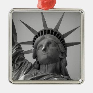 Statue of Liberty 4 Metal Ornament
