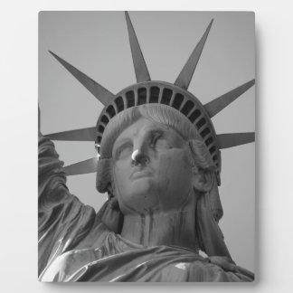 Statue of Liberty 4 Plaque
