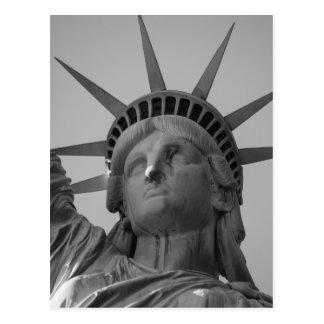 Statue of Liberty 4 Postcard