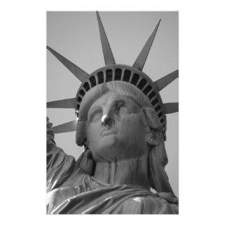 Statue of Liberty 4 Stationery