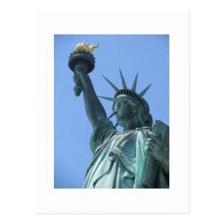 Statue of Liberty 5 Postcard