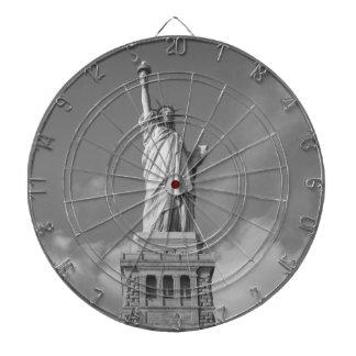 Statue of Liberty 6 Dart Board