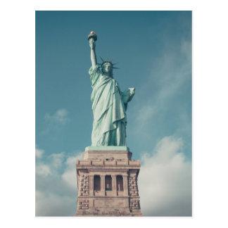 Statue of Liberty 6 Postcard