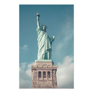 Statue of Liberty 6 Stationery