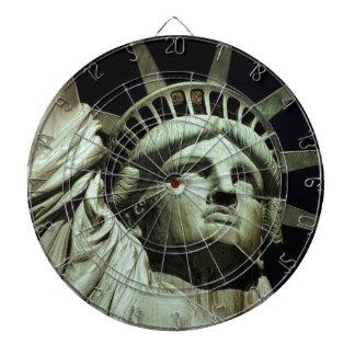 Statue of Liberty 8 Dartboards