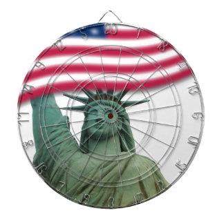 Statue of Liberty 9 Dart Boards