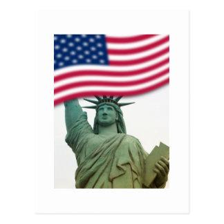 Statue of Liberty 9 Postcard