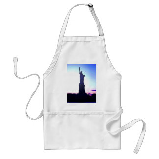 Statue of Liberty Adult Apron