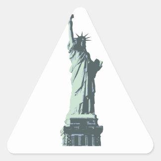 statue of liberty ai stickers