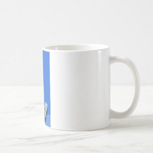 Statue of Liberty Artwork Classic White Coffee Mug