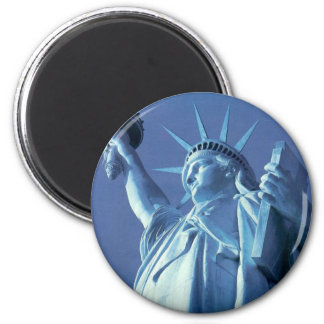 Statue of Liberty at Dusk Magnet