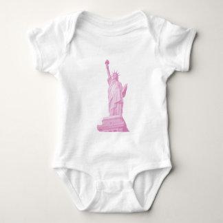 Statue of Liberty Baby Bodysuit