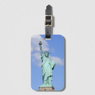Statue of Liberty Bag Tag