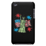Statue Of Liberty Barely There iPod Covers