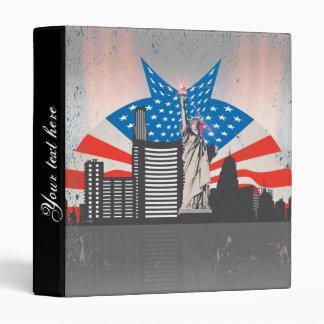 Statue of Liberty Binders