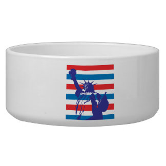 Statue Of Liberty Bowl