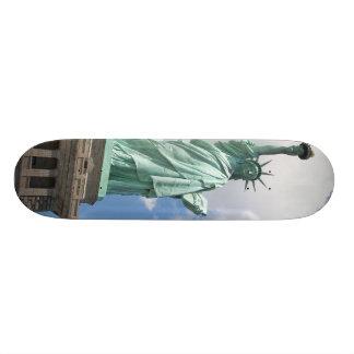 Statue Of Liberty by lensgerrit Skate Board